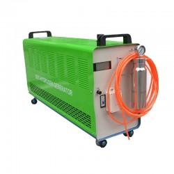 Machine nettoyage moteur décalamineur hydrogène